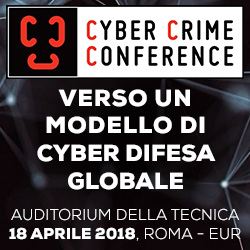 Cyber Crime Conference 2018