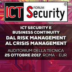 Forum ICT Security 2017