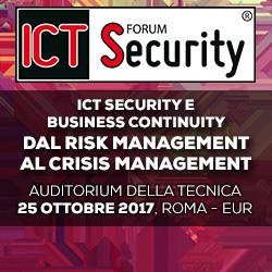 Forum ICT Security 2017