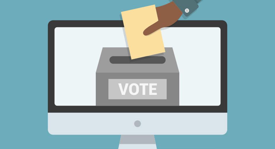 Risultati immagini per voto elettronico